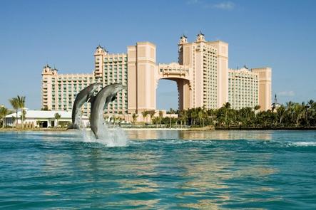 Atlanis Paradise, Bahamas