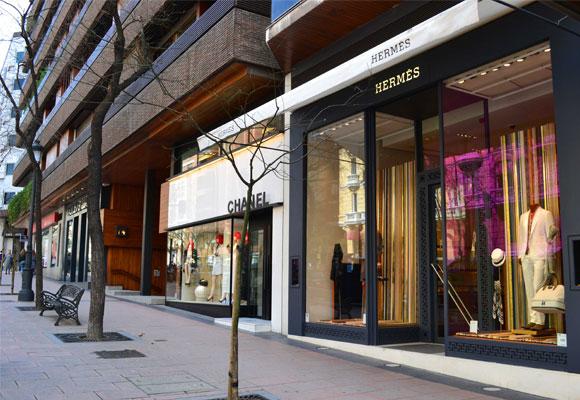 La reinvenci n de la calle serrano the luxonomist for Hoteles en la calle prado de madrid