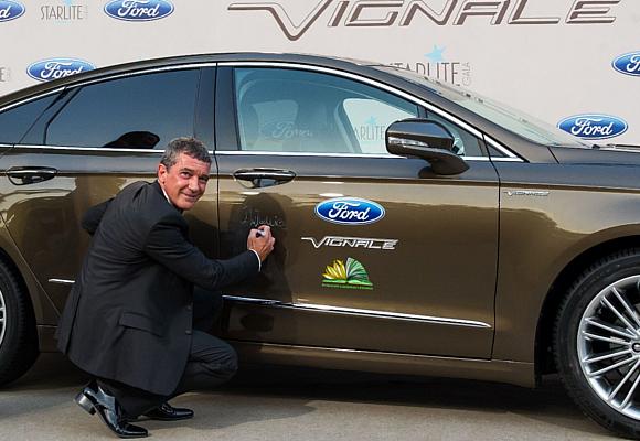Ford 1 Antonio Banderas