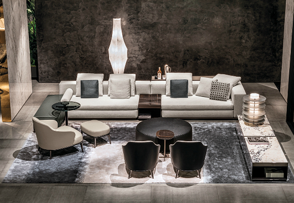 Opening of minotti miami monobrand store the luxonomist