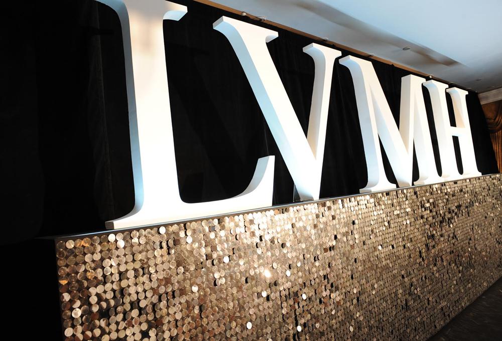 El grupo LVMH no termina de convencer en los mercados