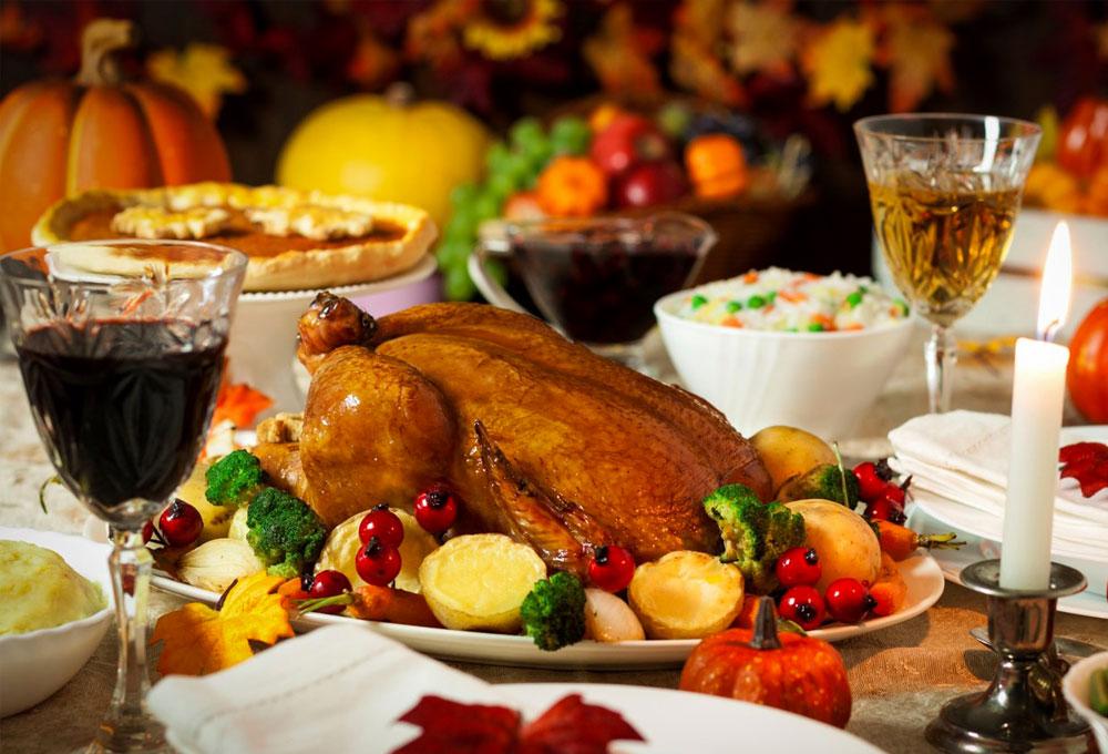 Feliz Dia De Pavo >> La importancia de la cena de Acción de Gracias - The Luxonomist