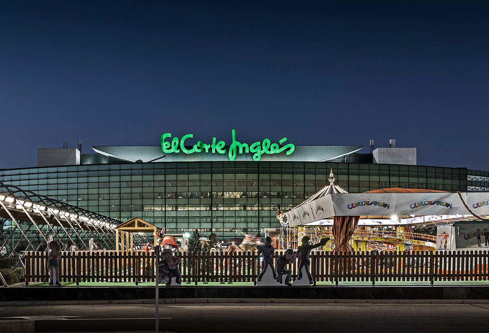 El corte ingles booming in russia the luxonomist - Vaporera el corte ingles ...