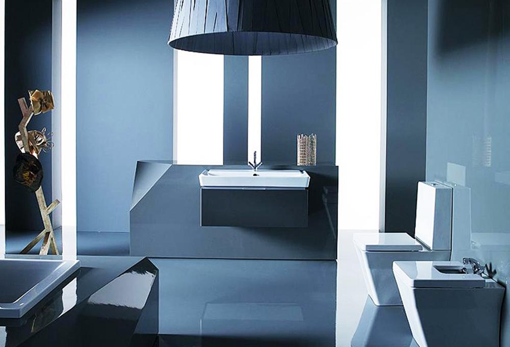 El cuarto de baño también puede ser chic - The Luxonomist