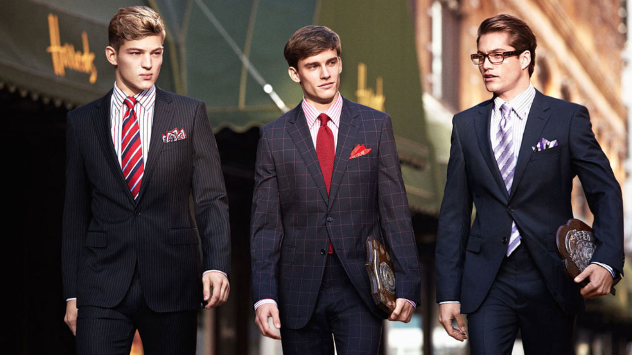 200d5dc80 Los hombres de Savile Row - The Luxonomist