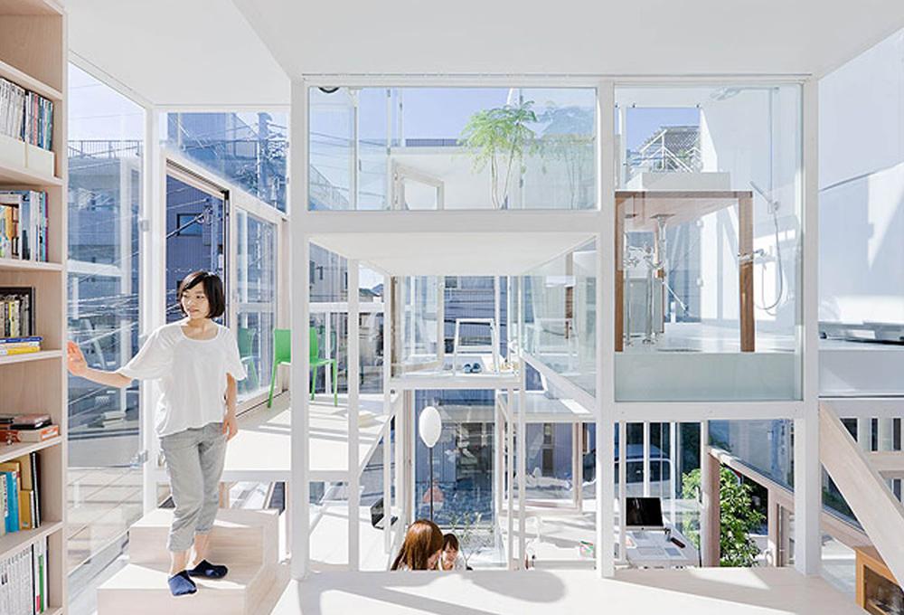 monzon la Casa NA de Sou Fujimoto portada