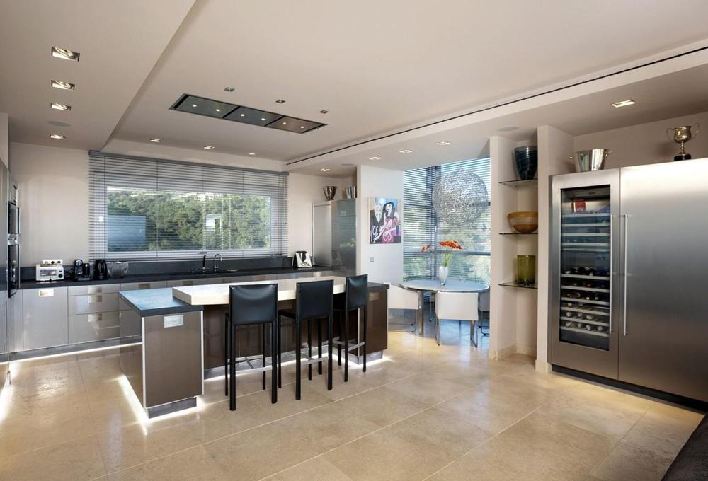 As ha evolucionado la cocina en espa a the luxonomist for Cocinas de lujo madrid