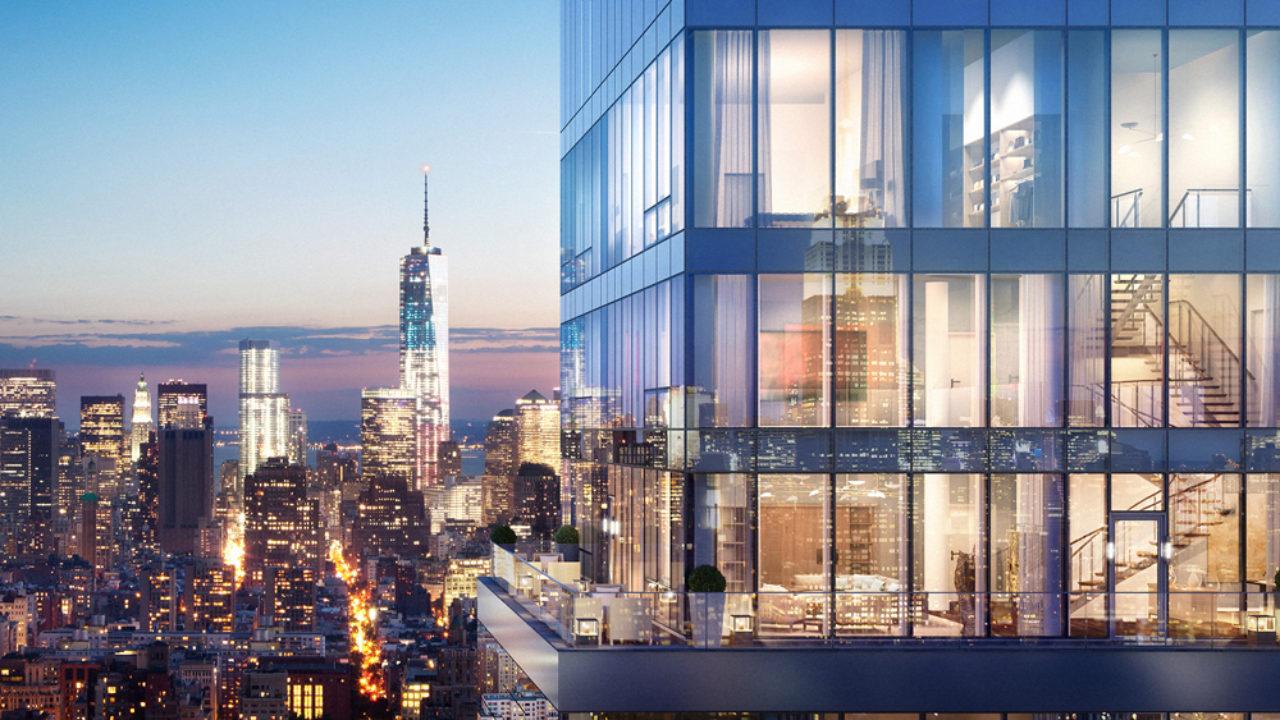Los 5 apartamentos más caros de NY - The Luxonomist