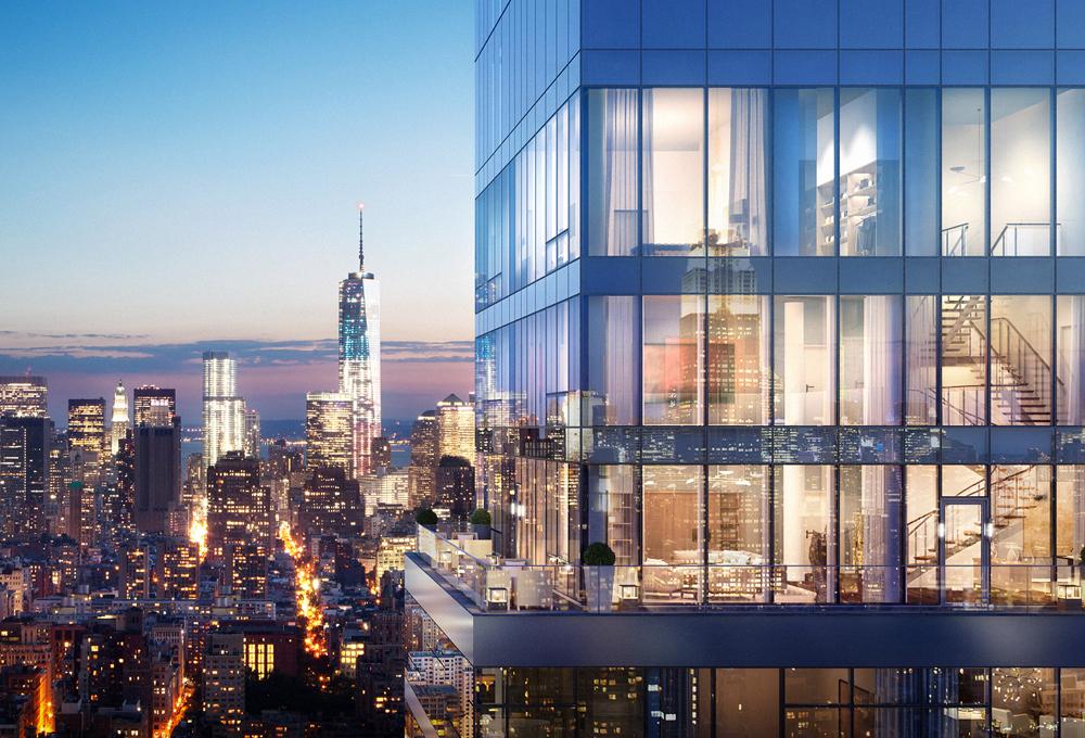 Los 5 apartamentos m s caros de ny the luxonomist - Apartamentos en nueva york centro ...