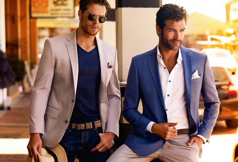 Viste elegante sin llevar traje - The Luxonomist