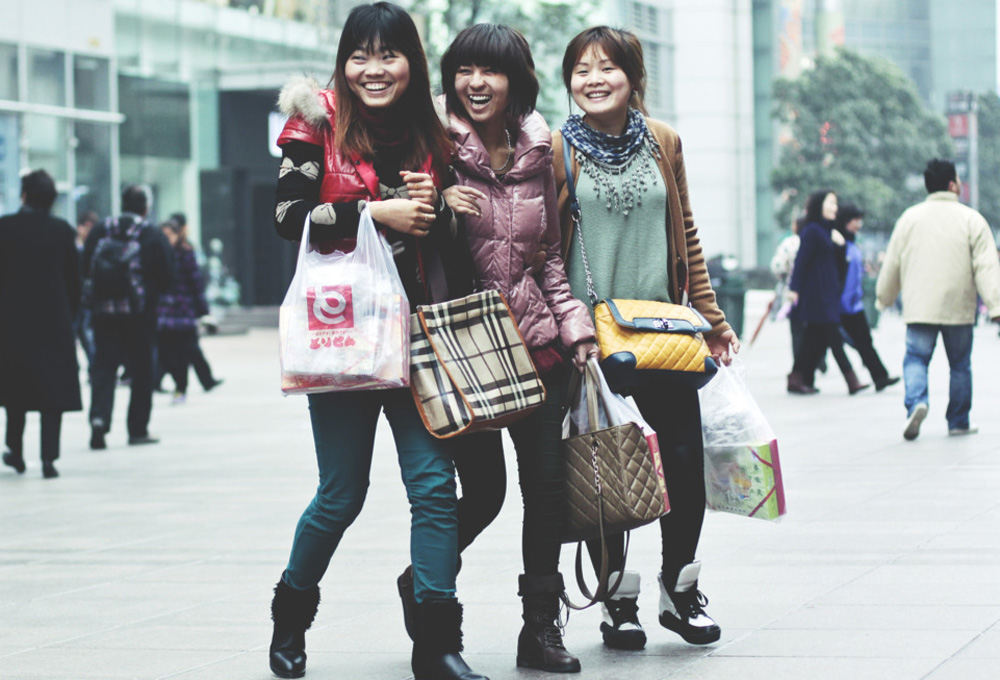 China_de_compras
