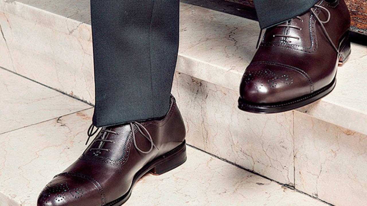 4e31bf5a0 Cómo combinar traje con zapatos? - The Luxonomist