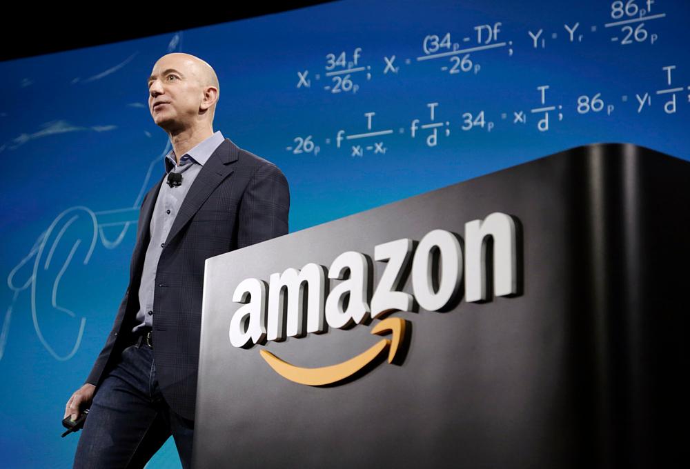 Amazon Bezos portada