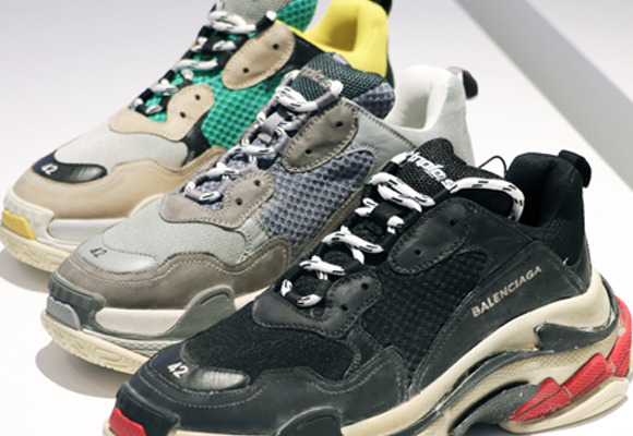 The Balenciaga Luxonomist De El Sneakers Horribles Triunfo Las 4LjA5R