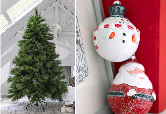 Ideas Chic Navidenas Para Decorar Tu Casa Sin Arruinarte The - Ideas-decorativas-navideas