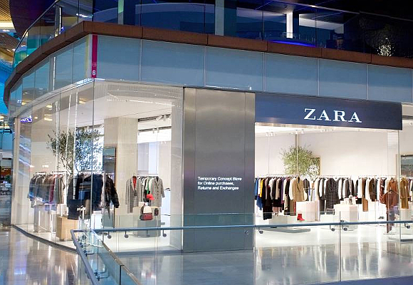 Llega la tienda más tecnológica de Zara - The Luxonomist
