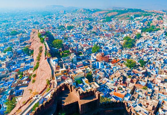 ciudades más coloridas india