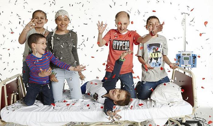 día mundial contra el cáncer infantil fundación aladina