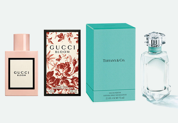 gucci bloom y tiffany