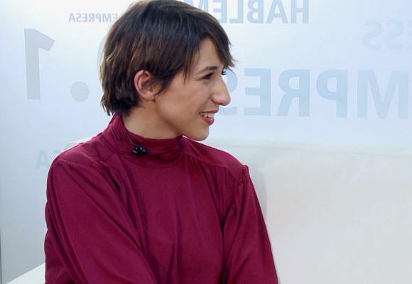 Izanami Martínez en Mujeres con Energía