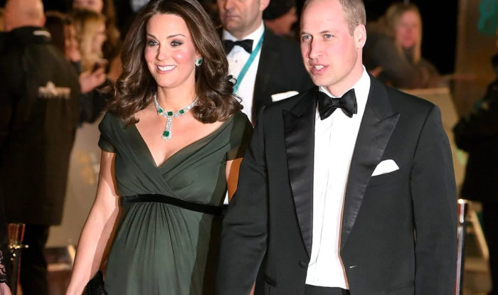 kate bafta william