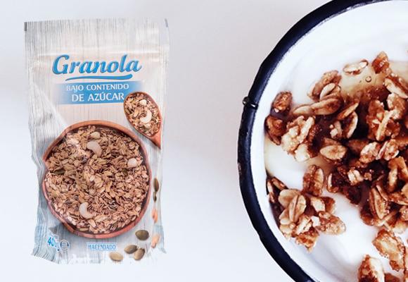 granola mercadona