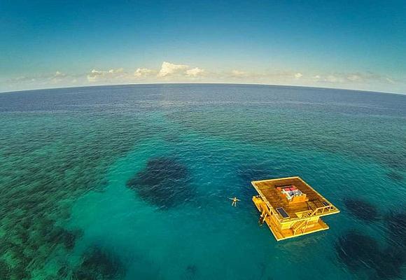 habitación submarina sv