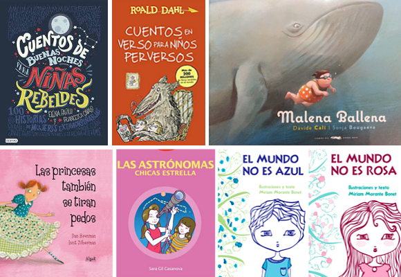 libros feministas para niñas a
