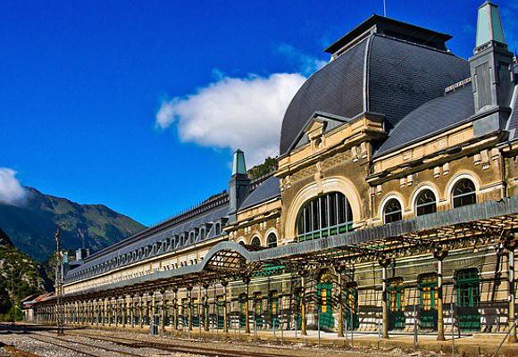 Las diez estaciones de tren más bonitas de España | The Luxonomist