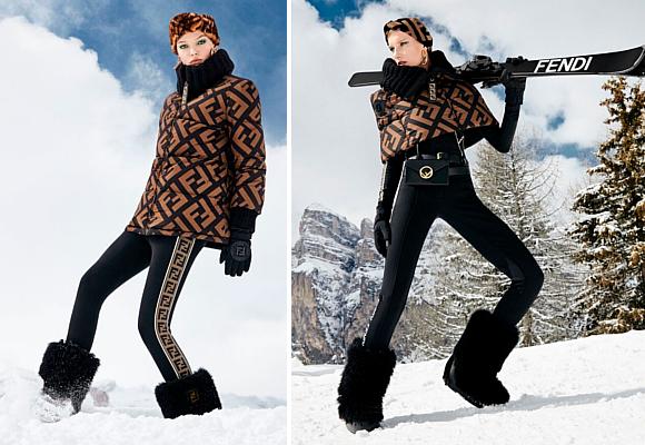 80642e391 A la nieve con la colección más exclusiva de Fendi | The Luxonomist