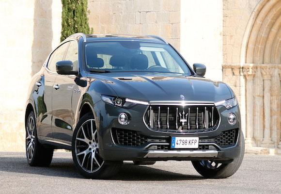 Maserati Levante Diesel El Tridente Mas Aventurero