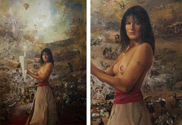 Letizia Se Reencuentra Con El Hombre Que La Desnudó Ante El Mundo