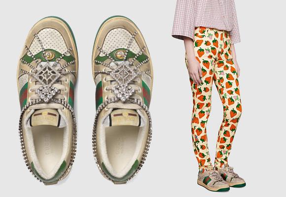Los Pantalones Vaqueros Con Manchas De Hierba De 600 Euros La Ultima Ocurrencia De Gucci The Luxonomist