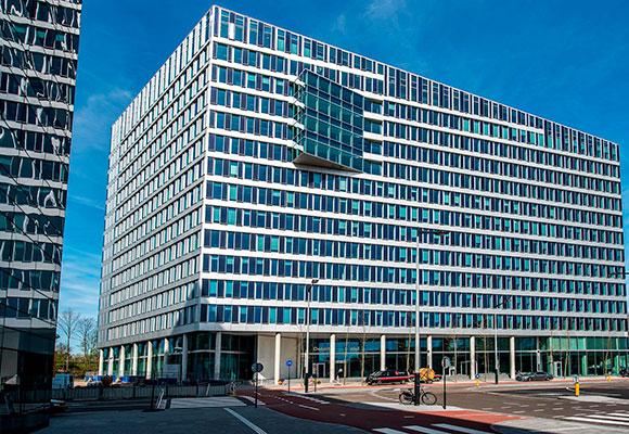 Así es el edificio de oficinas en el que te gustaría trabajar