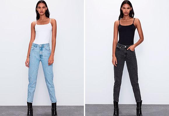 Mom Jeans Por Fin Unos Vaqueros Comodos Para Mamas The Luxonomist