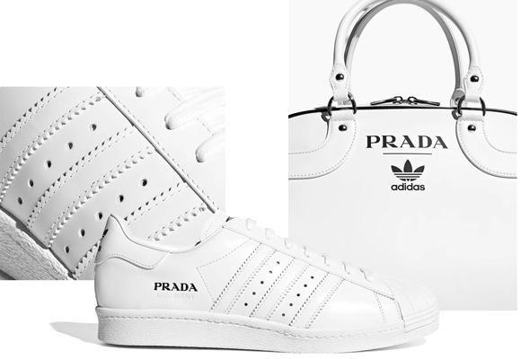 forma elegante otra oportunidad fina artesanía Prada for adidas y 'Air Dior', llegan las zapatillas de lujo más ...