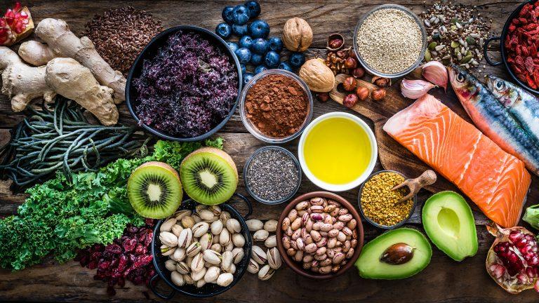 alimentos comida dieta sana