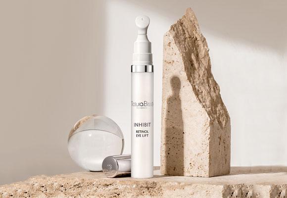 Inhibit retinol eye lift natura Bissé