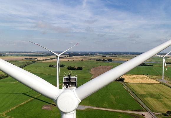 Siemens energía eólica