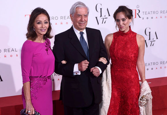 Isabel Preysler Mario Vargas Llosa Tamara Falcó