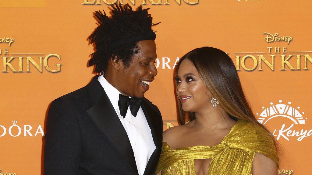 Jay-Z y Beyoncé