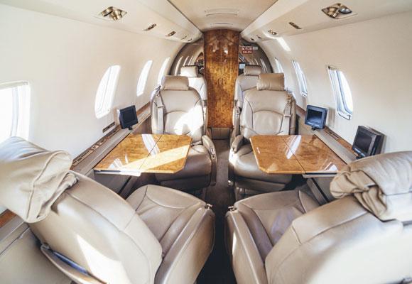 Jet Privado Basque Luxury