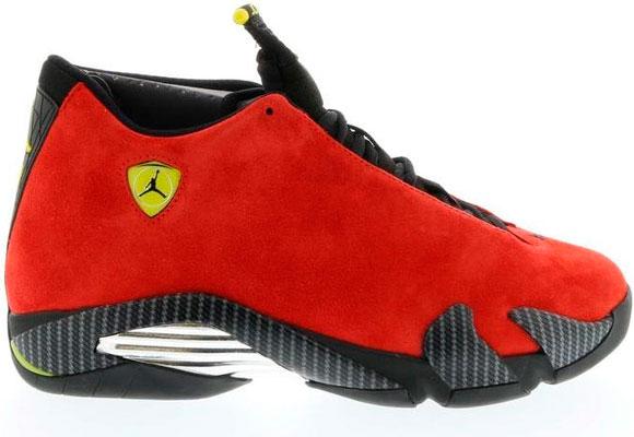 Air Jordan 14 Challenged Red