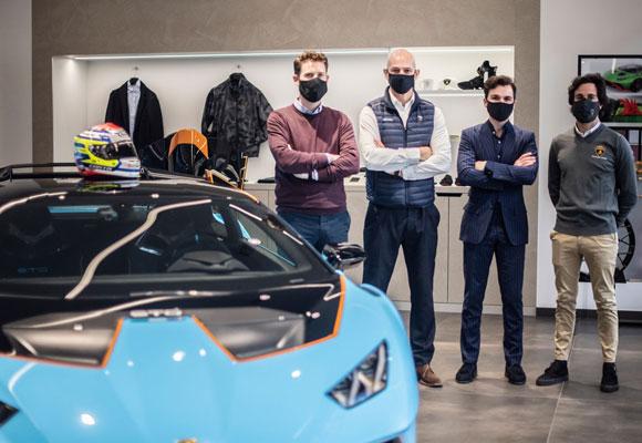 Presentación Lamborghini-Huracán-STO