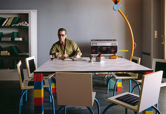 Memphis, 40 años de kitsch y elegancia