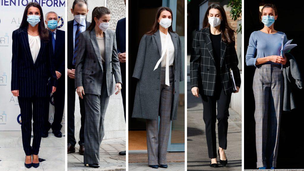 Reina Letizia traje chaqueta