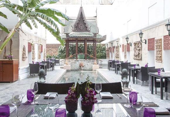 Restaurante The Imperial delhi India