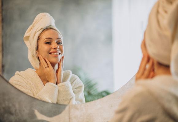 tratamiento belleza mujer
