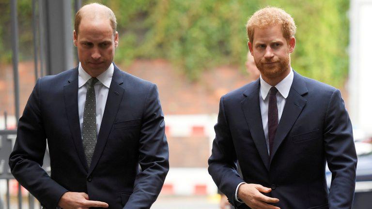 William y Harry