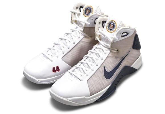 Nike Barack Obama